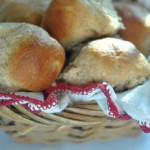 Whole Wheat Buttermilk Rolls