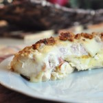 Keep it Simple: Inside Out Chicken Cordon Bleu