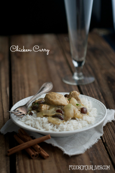 Chicken Curry | FoodsOfOurLives.com