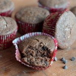 Chocolate Cappuccino Muffins