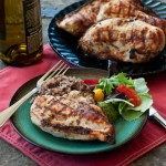 Grilled Chicken Chardonnay
