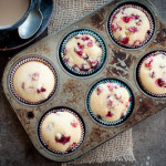 Jeremiah's Favorite {Super Easy!} Cranberry Muffins