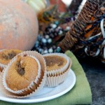 Pumpkin Muffins and Maple Butter Filling