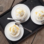 Frozen Lemon Mousse