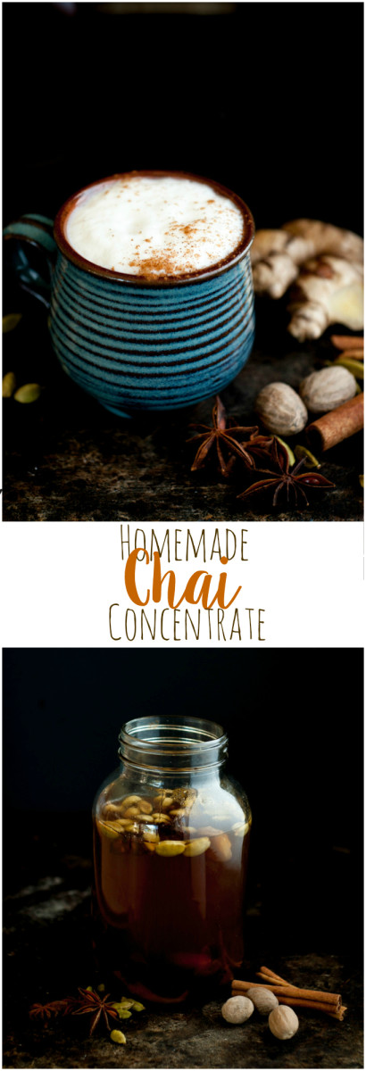 Chai Concentrate | FoodsOfOurLives.com