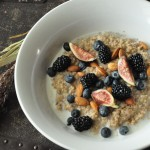 Make-ahead Multigrain Porridge