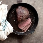 Merlot and Rosemary Elk Roast