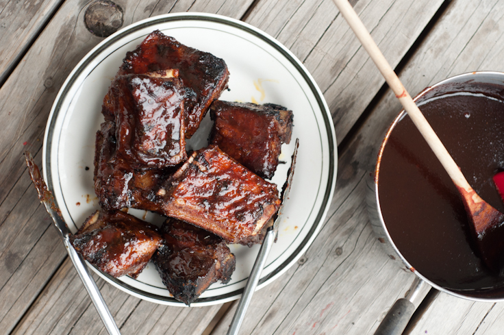 Crazy Amazing {and easy} BBQ Short Ribs