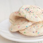 Easy Sprinkle Sugar Cookies