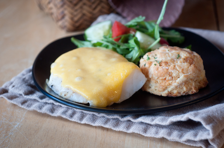 16-Minute Meal: Cheddar Cheese Cod