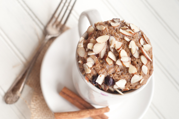 {Grain-Free & Super Fast} Muffin In A Mug