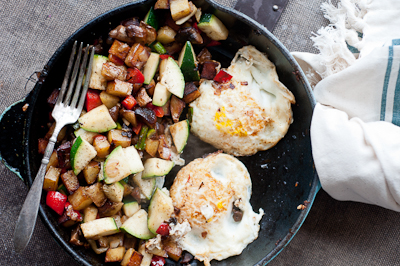 How To Get More Vegetables Into Breakfast